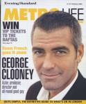 GEORGE CLOONEY - Metrolife Magazine - C2-35
