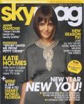 KATIE HOLMES - Sky Magazine - C2-42