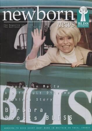 BARBARA WINDSOR - Newborn News Magazine - C9/334