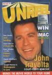 JOHN TRAVOLTA - Unreel Magazine - C3/82