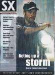 GEORGE CLOONEY - SX Magazine - C8/308