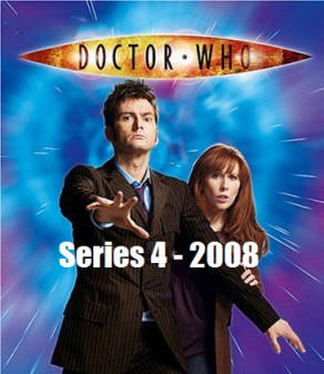 DR WHO - 2008 - Series 4