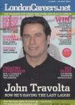 jOHN TRAVOLTA - London Careers Magazine - C3/50