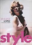JENNIFER LOPEZ - Style Magazine - C9/328