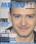 JUSTIN TIMBERLAKE - Metrolife Magazine - C1-00037