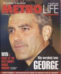 GEORGE CLOONEY - Metrolife Magazine - C1-0006