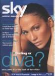 JENNIFER LOPEZ - Sky Magazine - C5/184