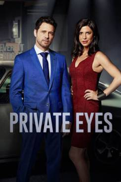 PRIVATE EYES TV SHOW