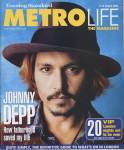 JOHNNY DEPP - Metrolife Magazine - C1-0007
