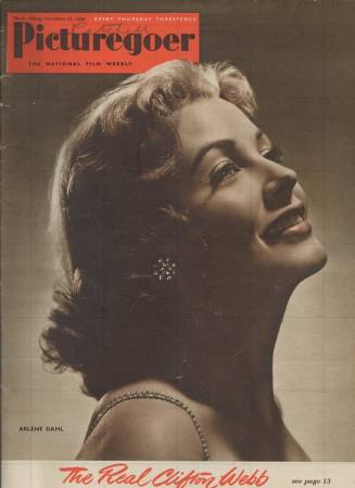ARLENE DAHL - Picturegoer Mag - C84/361