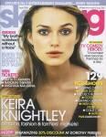 KEIRA KNIGHTLEY - Sky Magazine - C5/174
