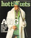 ALI G - Metrolife Magazine -C7/298