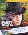 JOHNNY DEPP - Sky Magazine - C5/164