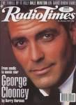 GEORGE CLOONEY - Radio Times Magazine - C8/325