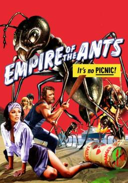 EMPIRE OF THE ANTS 1977