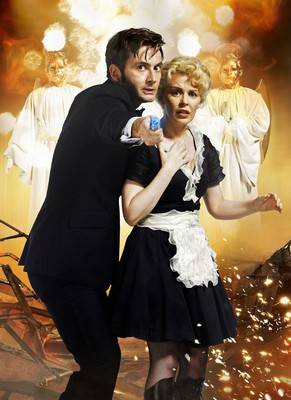 DR WHO - 2007 - Voyage Of The Damned - #11140