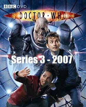 DR WHO - 2007 - Series 3