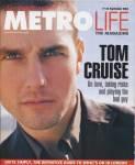 TOM CRUISE - Metrolife Magazine - C1/4