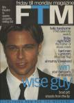 BRAD PITT - FTM Magazine - C8/314