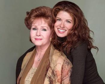 Reynolds, Debbie - Debra Messing - #174332