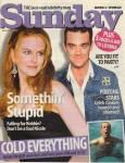 ROBBIE WILLIAMS - Sunday Magazine - C4/162