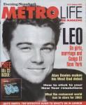 LEONARDO DICAPRIO - Metrolife Magazine - C2/31