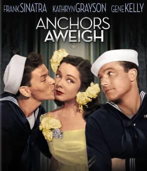 ANCHORS AWEIGH 1945