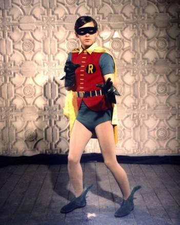Batman TV Show 1960's - Burt Ward - #177339