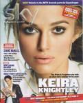 KEIRA KNIGHTLEY - Sky Magazine - C5/182