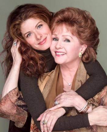 Reynolds, Debbie - Debra Messing - #174327