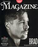 BRAD PITT - The Times Magazine - C7/262