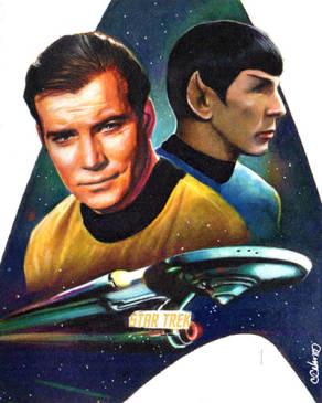 STAR TREK 1966 - 1969