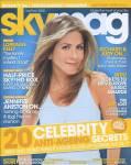 JENNIFER ANISTON  - Sky Magazine - C9/355