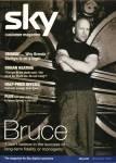 BRUCE WILLIS - Sky Magazine - C7/282